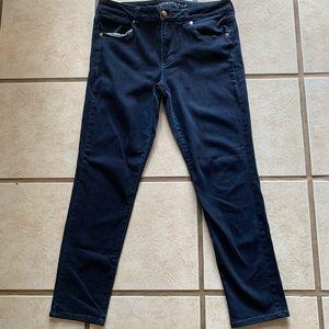 AE women's size 14 regular skinny jeans